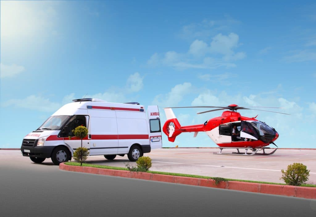 How much does Air Ambulance cost?